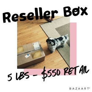 Free People Other - RESELLER INVENTORY BOX - FIVE LBS / $550 RETAIL